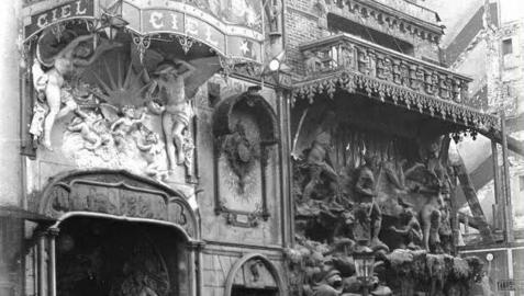 Civivox Ensanche se convierte este jueves en el París histórico de Montmartre