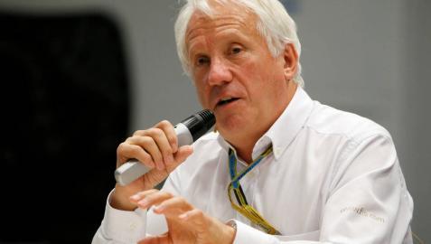 Fallece de forma repentina Charlie Whiting, director de carrera de la Fórmula 1