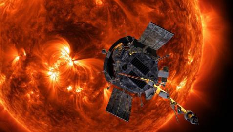 La sonda Parker de la NASA, a punto para