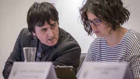 El presidente de Auditorio Barañáin atribuye a un error formal los contratos irregulares