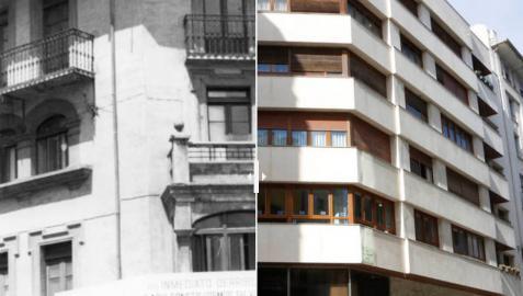IMAGEN INTERACTIVA | Cuando cambió la esquina Arrieta/Paulino Caballero