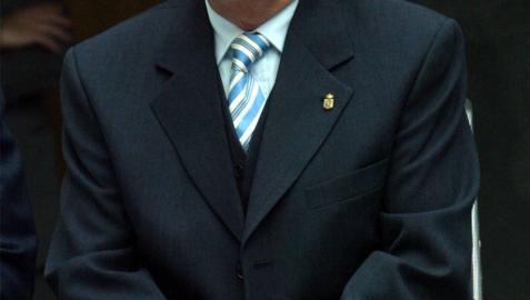 Juan Manuel Arza fue presidente del Gobierno de Navarra entre los años 1980 y 1984.