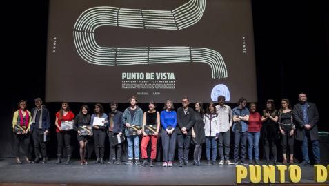 La íntima y política 'Una luna de hierro', Gran premio Punto de Vista