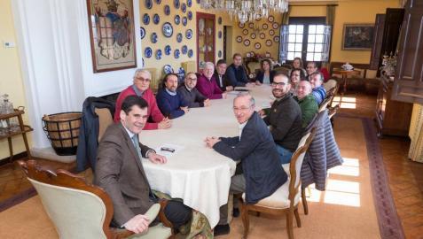 Ocho entidades se unen en la defensa del patrimonio arquitectónico de la Ribera
