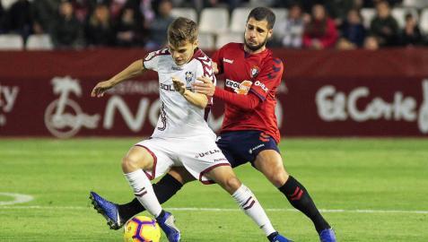 Eugeni devuelve al Albacete a la senda del triunfo