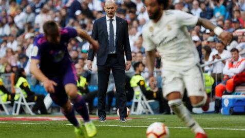 Zidane da vida al muerto