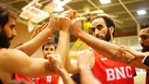El Basket Navarra se afianza en el buen camino