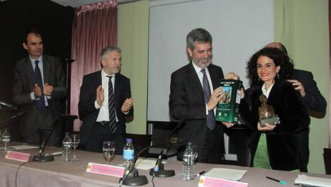 Premio para la periodista navarra Maite Cunchillos