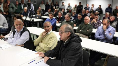 El proyecto de llevar agua de Itoiz a la Ribera, 3 estudios - 0 decisiones