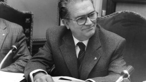 Fallece el exdiputado de UCD Jesús Ignacio Astráin