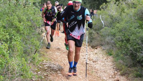 Larrueza y Oronoz se imponen en la V Jurramendi Trail
