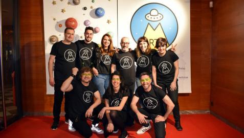 Presentación pública de la nueva asociación cultural 'Somos Marte'