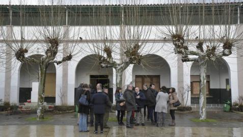 La obra en el edificio de Salesianas de la Chantrea empezará en un mes