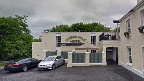 El incidente ocurrió en el hotel Greenvale de la localidad norirlandesa de Cookstown.