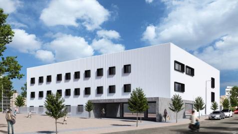 El centro de salud de Lezkairu no estará construido hasta 2021