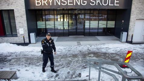 Cuatro heridos leves tras el ataque con cuchillo de un alumno en una escuela de Oslo