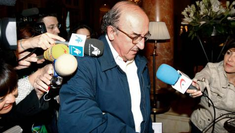 El socio fundador de Mediapro, Jaume Roures.