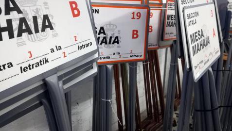 Realizadas 2.389 consultas en los ocho días en los que se podía revisar el censo electoral