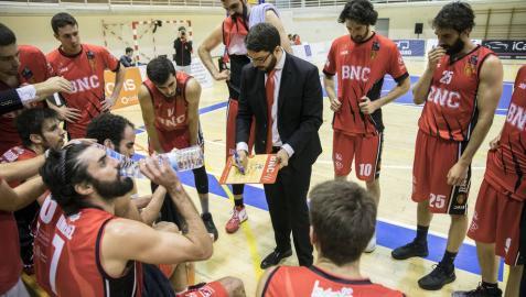 El gran reto del Basket Navarra