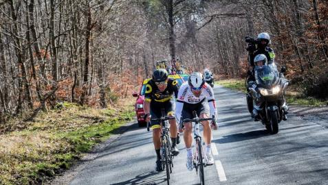 Direct Énergie y Team Arkéa-Samsic, últimos invitados al Tour de Francia 2019
