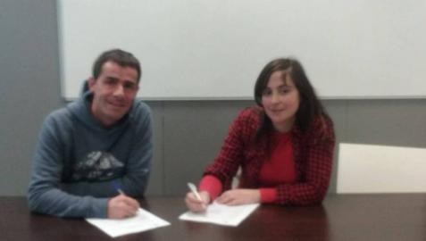 Un convenio de colaboración une a Cederna y Sakana