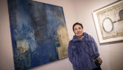 Las reinas de la abstracción, en Pamplona