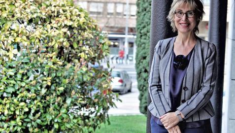 """Núria Vilanova: """"La internacionalización ha sido una aventura hecha en solitario"""""""