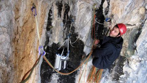 El fallecido en Riezu es Asier Luke, escalador pamplonés
