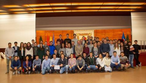 Un total de 59 estudiantes de la UPNA participa en el 'Desafío Renovable'