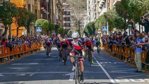 Carlos Ruiz gana el Memorial Cirilo Zunzarren de Estella