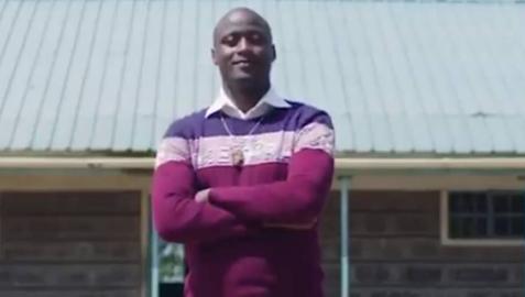 Un franciscano de Kenia, mejor profesor del mundo