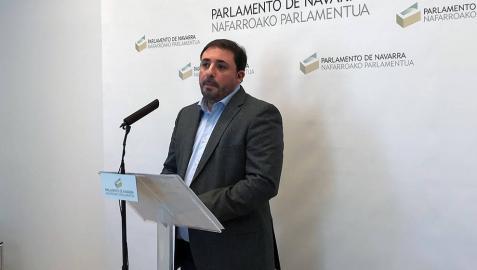 Barcina y Sanz comparecerán en la comisión de investigación de la CAN a partir de abril