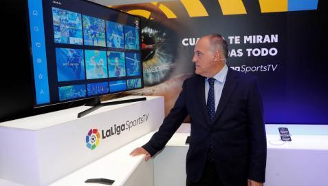 Nace LaLigaSportsTV, la plataforma de la Liga para ver el deporte español gratis