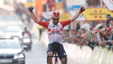 De Gendt vuelve a demostrar que es el campeón de las fugas en la Volta