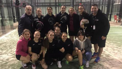 Itaroa Pablo Semprún Sport Center y Navarra Pádel Máster Club revalidan títulos