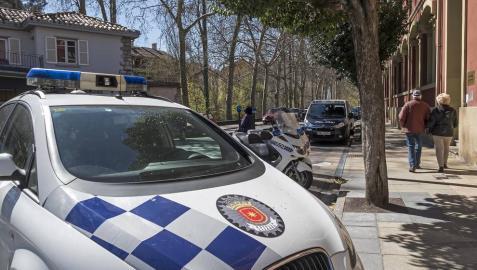 Afapna apoya al jefe de policía y pide  a Leoz que reconsidere su postura