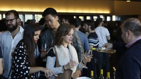 Una treintena de bodegas de la DO Navarra participarán en la octava edición de Vinofest