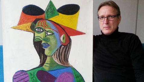 Localizado en Ámsterdam el cuadro 'Busto de mujer', robado hace veinte años