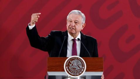 El Gobierno y la oposición, salvo Podemos, contra las palabras de López Obrador
