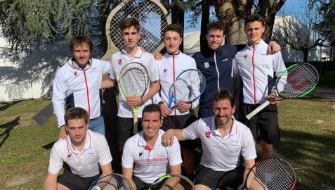 El Club Tenis Pamplona, campeón cuarto año consecutivo del VNRC