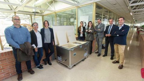 ACR Grupo y la UN envían un prototipo de fachada sostenible a la Antártida