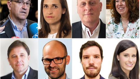 UPN renueva buena parte de su lista al Ayuntamiento de Pamplona