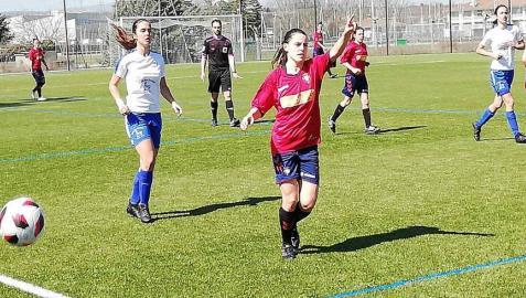 Un buen Osasuna Femenino se impone con claridad al Añorga (4-0)