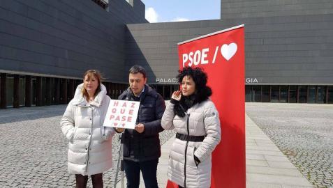 Magdaleno dice que el PSOE seguirá impulsando la inversión en educación pública