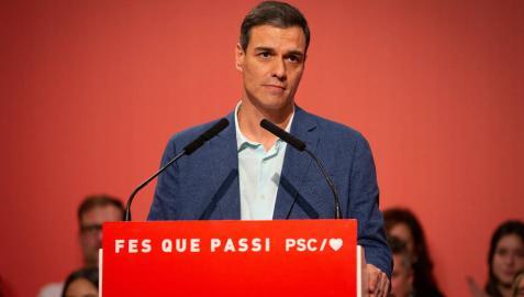 Sánchez mantiene el pulso del debate y exige a los otros candidatos que rectifiquen