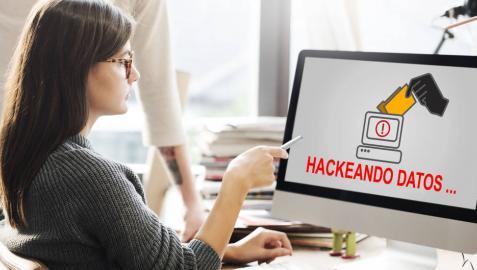 Ataque cibernético seguros