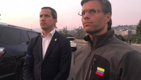 El Gobierno afirma que Leopoldo López no ha pedido asilo político a España