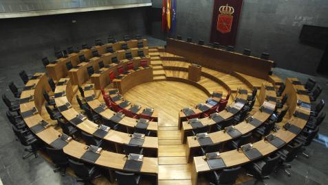 Guía sobre la elección del Parlamento de Navarra