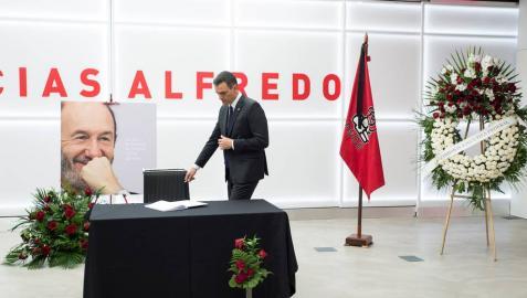 Sánchez a Rubalcaba:
