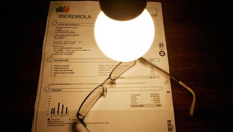 La nueva factura horaria de la luz ha entrado este jueves en vigor